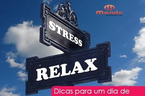 dia de mudança sem estresse